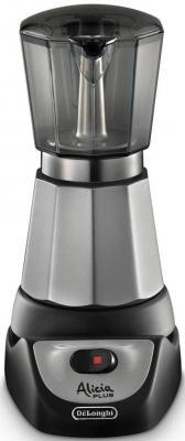 Кофеварка DeLonghi EMKM 6 черный серебристый кофеварка delonghi ecp 35 31