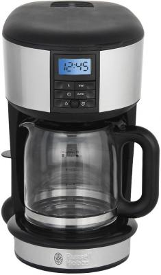 Кофеварка Russell Hobbs 20681-56 Legacy Coffee Polished черный russell hobbs 20682 56 legacy red кофеварка