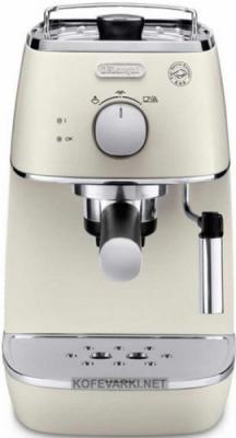 Кофеварка DeLonghi ECI 341 W Distinta белый