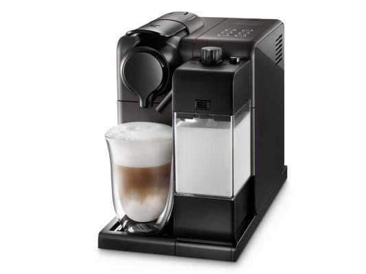 Кофеварка DeLonghi EN 550W черный