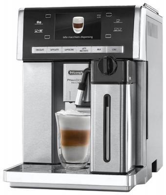 Кофемашина DeLonghi ESAM 6904 M серебристый delonghi esam 4200