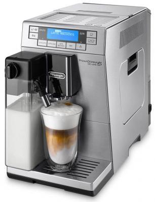 Кофемашина DeLonghi ETAM 36 364 M серебристый