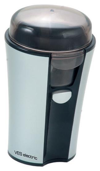 лучшая цена Кофемолка VES Electric V CG 3 180 Вт белый