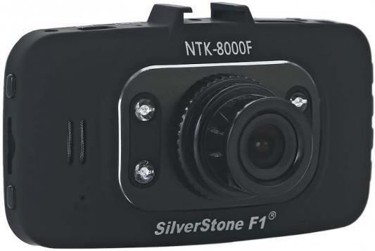 """Видеорегистратор Silverstone F1 NTK-8000 F 2.7"""" 1920x1080 1.3Mp 140° microSD microSDHC датчик движения USB HDMI черный"""