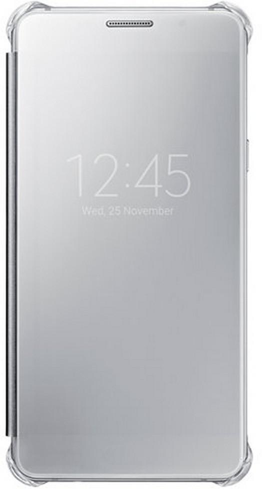 Чехол Samsung EF-ZA510CSEGRU для Samsung Galaxy A5 Clear View Cover серый