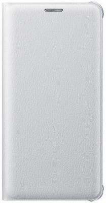 Чехол Samsung EF-WA710PWEGRU для Samsung Galaxy A7 Flip Wallet белый чехол samsung flip wallet для galaxy a710 белый ef wa710pwegru