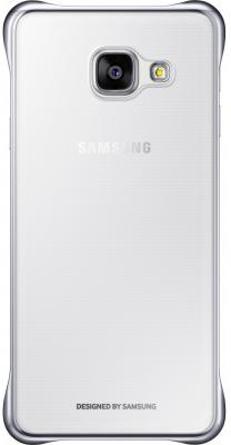 Чехол Samsung EF-QA710CSEGRU для Samsung Galaxy A7 Clear Cover A710 серебристый