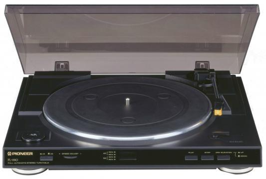 Проигрыватель винила Pioneer PL-990 черный pioneer pl 30 k проигрыватель виниловых дисков