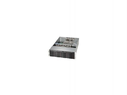 Серверный корпус 3U Supermicro CSE-836BE2C-R1K03B 2 x 920 Вт чёрный