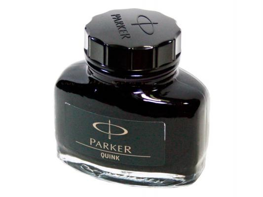 Флакон с чернилами Parker Quink Ink Z13 чернила черный 57мл S0037460