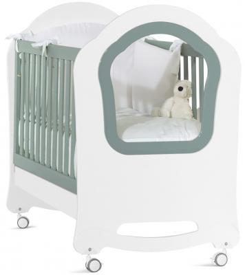 Кроватка Feretti Princier (bianco/tortora)