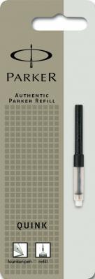 Конвертор для ручки Parker Converter Functional Z12 черный пластик S0102040 OEM  конвертор parker converter de luxe z18 s0050300