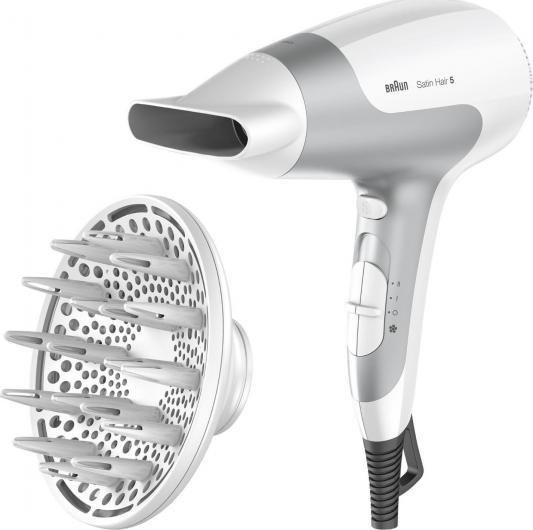 Фен Braun HD 585 Satin Hair 5 белый фен braun hd 585 satin hair 5 белый
