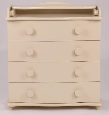 Комод пеленальный Лель БИ999 (слоновая кость)