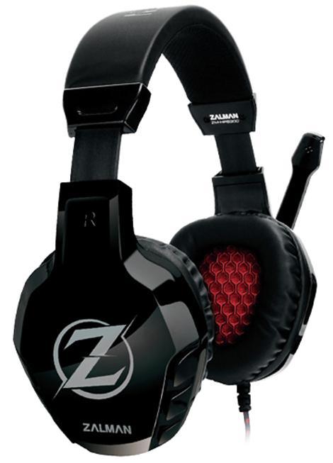 Гарнитура Zalman ZM-HPS300 черный
