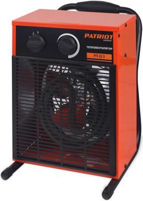 Тепловая пушка Patriot PT-Q 3 3000 Вт вентилятор ручка для переноски оранжевый