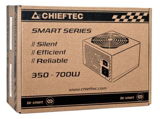 БП ATX 400 Вт Chieftec GPS-400A8 бп atx 650 вт chieftec gps 650c