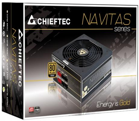 цена на БП ATX 550 Вт Chieftec GPM-550S