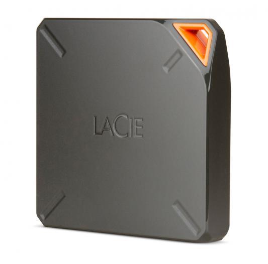 Купить Внешний жесткий диск 2.5 USB3.0 1Tb Lacie Fuel 9000436EK черный