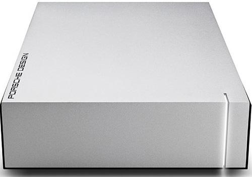 """Внешний жесткий диск 3.5"""" USB3.0 8Tb Lacie Porsche Design P?9233 9000604 серебристый"""