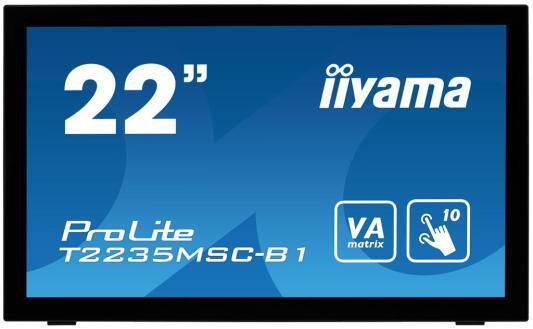 Монитор 22 iiYama Pro Lite T2235MSC-B1 монитор 27 iiyama pro lite t2735msc b2