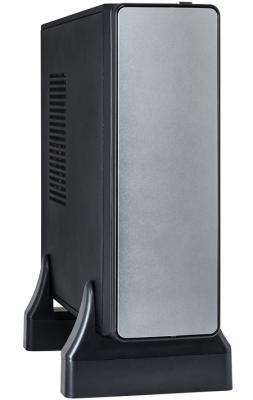 Корпус mini-ITX Exegate MI-213 300 Вт серебристый EX189199RUS mora ps 213 mi