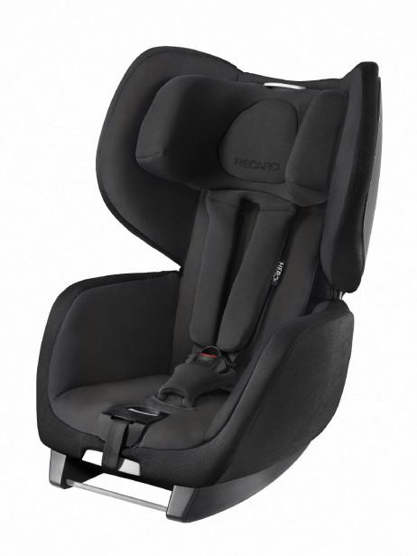 Автокресло Recaro Optia (black)