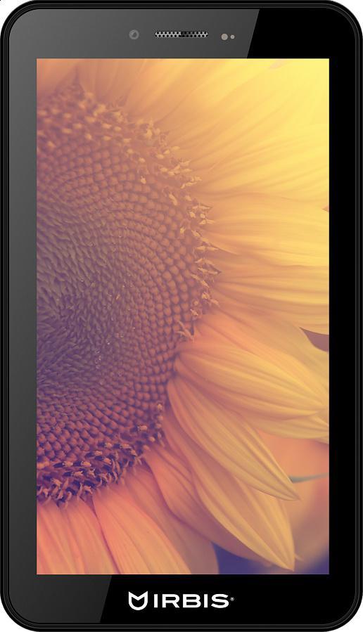 Планшет Irbis TX22 7 4Gb Черный Wi-Fi Bluetooth 3G TX22 планшет 4good t703m 7 4gb черный wi fi 3g bluetooth android t703m3g4gb