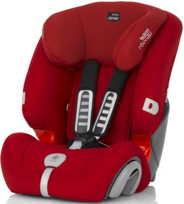 Автокресло Britax Romer Evolva Plus 1-2-3 (flame red trendline) автокресло britax romer evolva 1 2 3 plus cosmos black