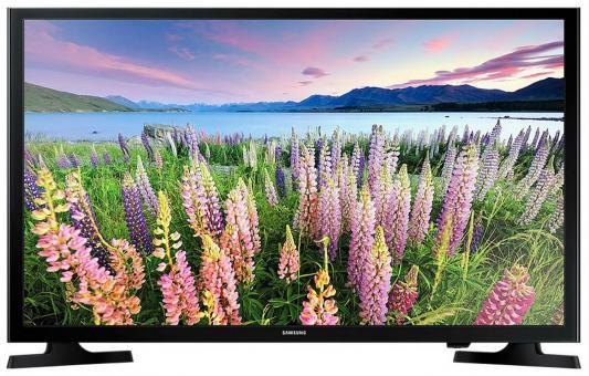 Телевизор Samsung UE40J5200AUX черный