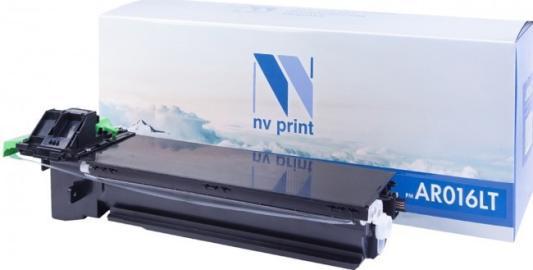 Картридж NV-Print AR016LT/AR016T для Sharp AR 5016/5120/5316/5320 15000стр Черный