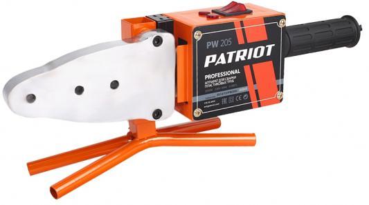 цена на Аппарат сварочный Patriot PW 205 для сварки пластиковых труб