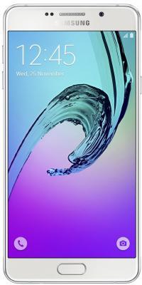 "Смартфон Samsung Galaxy A3 Duos 2016 белый 4.7"" 16 Гб NFC LTE Wi-Fi GPS 3G SM-A310FZWDSER"