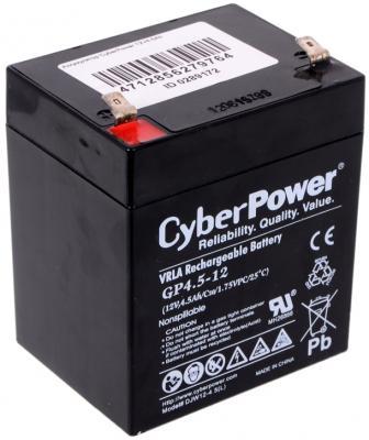 Батарея CyberPower 12V4.5Ah 0289172 PJW12-4.5L
