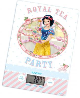 Весы кухонные Scarlett SC-KSD57P01 рисунок
