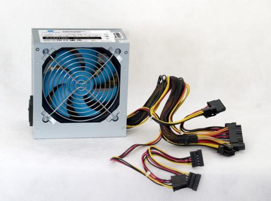 БП ATX 500 Вт PowerCool PC500-120-O цена и фото