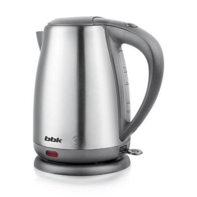 Чайник BBK EK1706S 2200 Вт серебристый серый 1.7 л металл