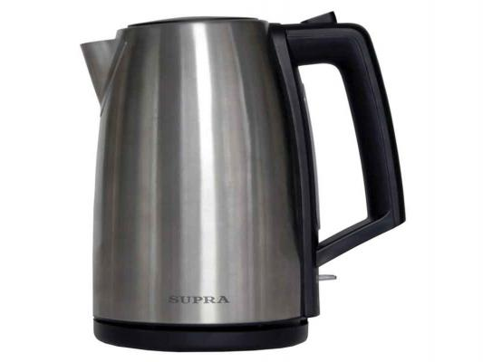 Чайник Supra KES-1736 2400 Вт серебристый 1.7 л пластик