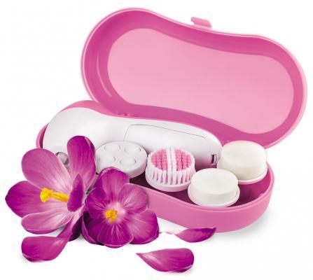 Массажер Scarlett SC-CA301F02 розовый/белый массажер scarlett sc ca301f02 фиолетовый белый