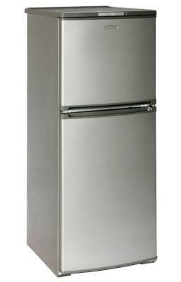 Холодильник Бирюса M153 серебристый