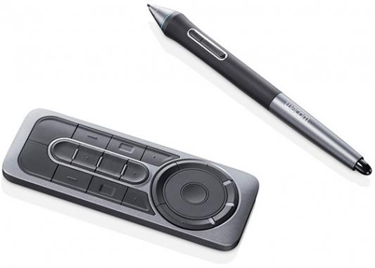 Графический планшет Wacom Cintiq 27QHD Creative Pen Display DTK-2700 черный USB