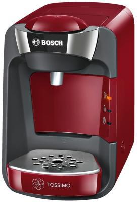 Кофемашина Bosch TAS3203 красный