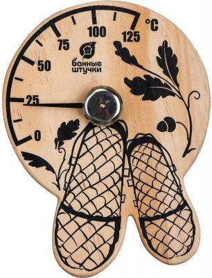 """Термометр для бани и сауны Банные штучки 18040 """"Лапти"""""""