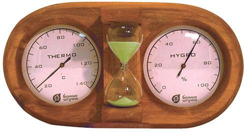 Термометр Банные штучки 18028 от 123.ru