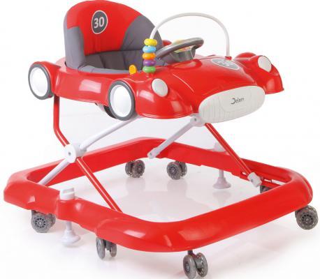 Ходунки Jetem Gran Turismo (red)