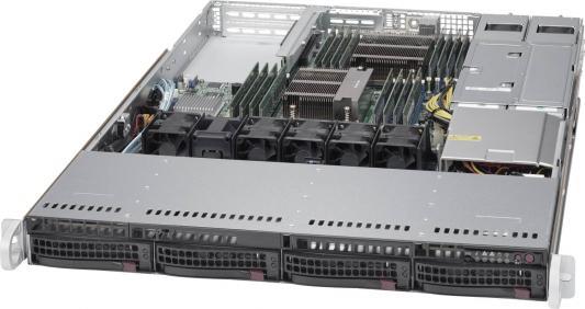 Сервер SuperMicro SYS-6018R-WTRT виртуальный сервер