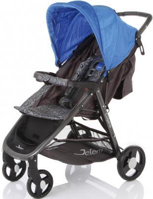 Прогулочная коляска Jetem Lugano (blue)