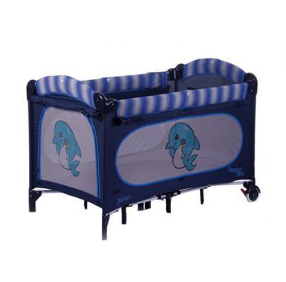 Манеж-кровать Jetem C1 (dolphin)