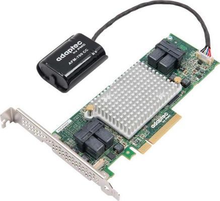 все цены на Контроллер Adaptec RAID 81605Z SGL 2287101-R онлайн