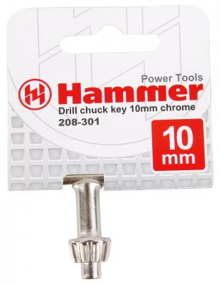 Ключ для патрона Hammer Flex 208-301 33692